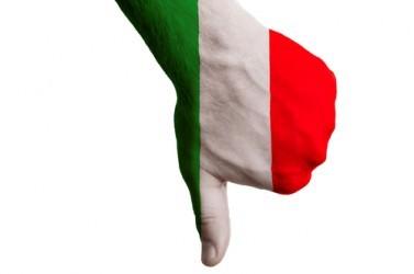 Italia: L'indice della fiducia dei consumatori scende ad un minimo storico
