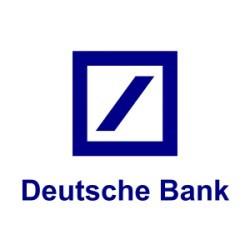Bancari: Deutsche Bank lancia profit warning