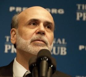 Bernanke: Il fiscal cliff sta già avendo un impatto sull'economia