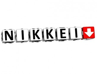 Borsa di Tokyo: Il Nikkei chiude in leggero calo, realizzi sugli esportatori