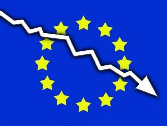 Zona euro: La produzione industriale cala ad ottobre dell'1,4%