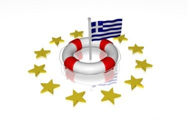 Crisi: S&P alza il rating della Grecia a B-