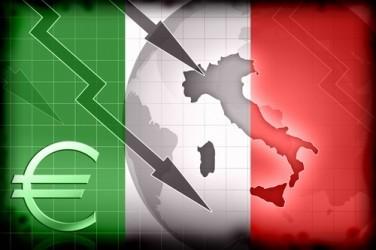 Crisi: Moody's vede nero nel futuro dell'Italia