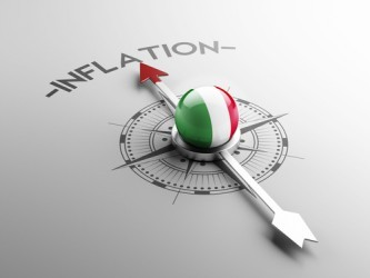 Istat, inflazione ottobre confermata a +0,1%