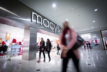 Macy's: Utile terzo trimestre sopra attese, ma calano i ricavi