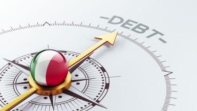 Bankitalia: Il debito pubblico sale ad ottobre di 23,5 miliardi