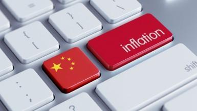 Cina: L'inflazione scende ai minimi da cinque anni