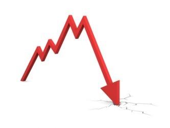 Le borse europee crollano nel pomeriggio, pesa nuovo calo petrolio