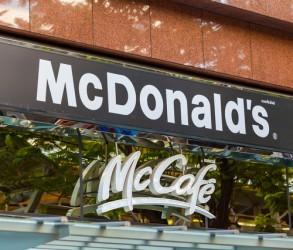 McDonald's annuncia vendite in calo e lancia profit warning