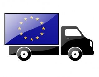 Auto: Il mercato europeo dei veicoli commerciali cresce nel 2014