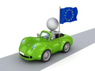 Auto: Il mercato europeo torna a crescere dopo sei anni, +5,7% in 2014