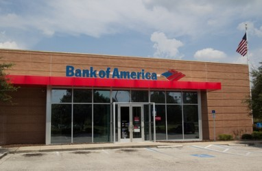 Bank of America, utile quarto trimestre in calo, deluse le attese