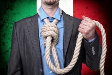 Gli italiani sono i peggiori pagatori d'Europa, a rischio 700mila imprese