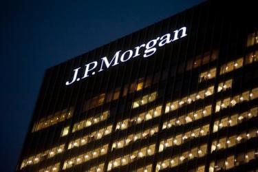 J.P. Morgan, utile in calo nel quarto trimestre, pesano spese legali