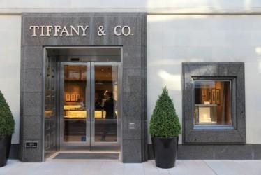 Tiffany: Le vendite natalizie deludono le attese, titolo a picco