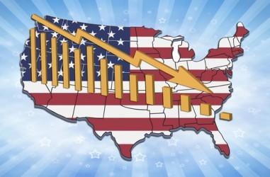 USA: Forte contrazione dell'indice Fed Chicago dell'attività nazionale