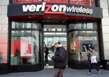 Verizon in rosso nel quarto trimestre, utile adjusted sotto attese