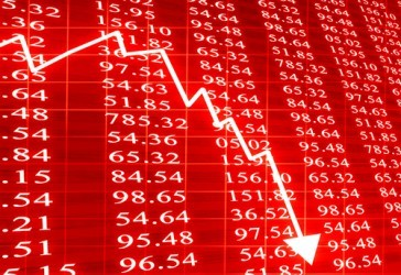 Wall Street incrementa i ribassi, Dow Jones -1,8%