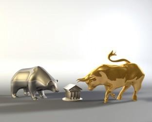 Wall Street, indici contrastati a metà seduta, crolla UPS
