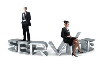 USA, il settore dei servizi accelera leggermente a gennaio