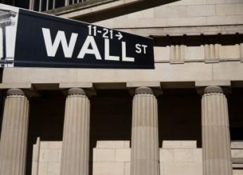 Wall Street incerta a metà seduta, Dow Jones -0,2%