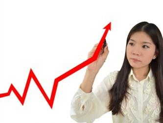 Borsa Shanghai sale ancora, più lunga serie positiva dal 1992