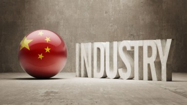 Cina: La produzione industriale rallenta nei primi due mesi del 2015