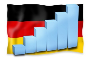 Germania, Bundesbank vede forte crescita nel primo semestre