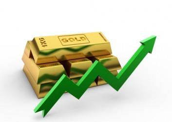 Il prezzo dell'oro sale ancora, sesta seduta positiva di fila