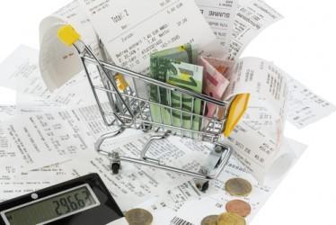 Istat, inflazione febbraio rivista a -0,1%
