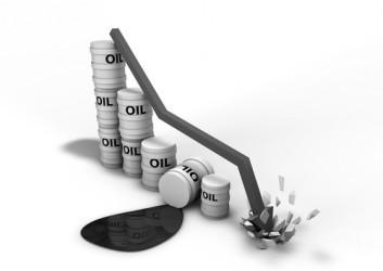 Petrolio a picco, il WTI chiude sotto 45 dollari al barile
