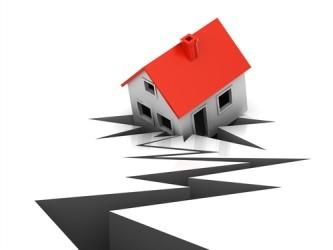 USA: Le costruzioni di nuove case crollano, pesa il maltempo