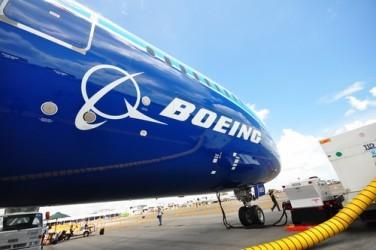 Boeing, utile in forte crescita, ma i ricavi deludono