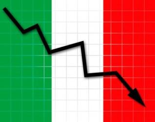 Borsa Milano chiude in forte flessione, male le banche