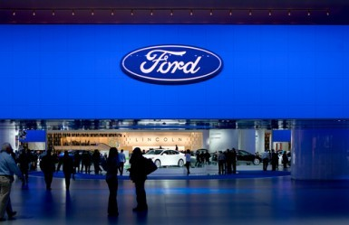 Ford, risultati in calo nel primo trimestre