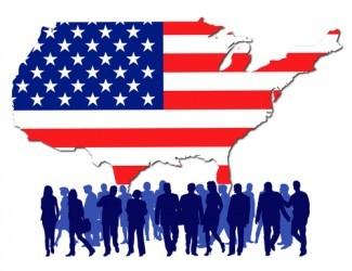 USA, sussidi disoccupazione in forte calo, minimi da 15 anni