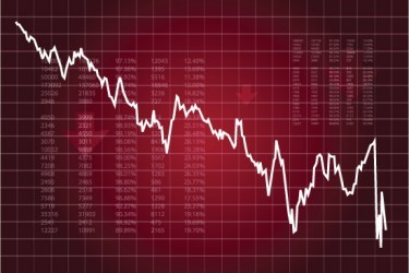 Wall Street sotto la parità a metà seduta