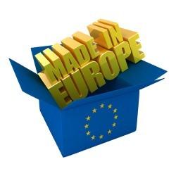 Eurozona, surplus commerciale a 23,4 miliardi a marzo