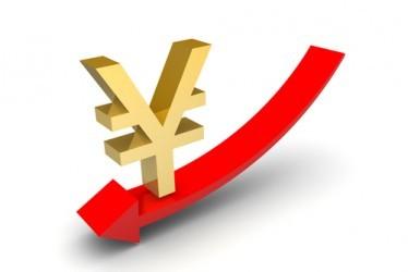 Forex: Lo yen scende rispetto al dollaro ai minimi da dodici anni