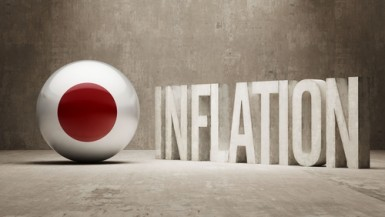 Giappone, inflazione accelera per la prima volta da dieci mesi