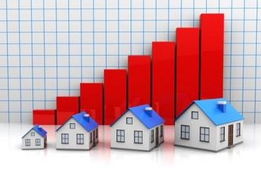 USA: Le vendite di case in corso salgono ai massimi da 9 anni