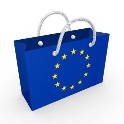 Eurozona, vendite al dettaglio +0,7% ad aprile, meglio di attese