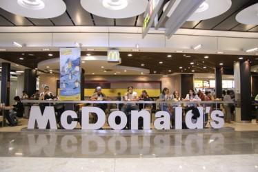 McDonald's, vendite maggio -0,3%, meglio di attese
