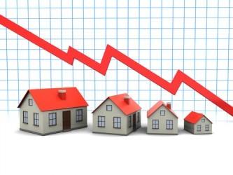 USA, costruzioni nuove case in forte calo a maggio