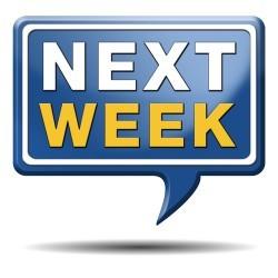 Wall Street: L'agenda della prossima settimana (8 - 12 giugno)