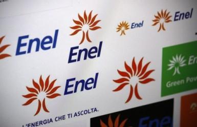 Enel, utile netto primo semestre +3,4%, sopra attese
