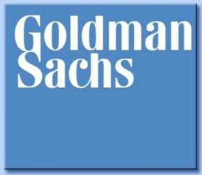 Goldman Sachs, utile in forte calo, pesano spese legali