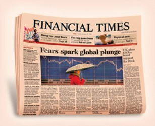 Il Financial Times parlerà giapponese