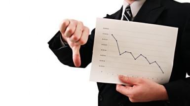 La crisi ha fatto crollare gli investimenti, in sette anni persi oltre 109 miliardi
