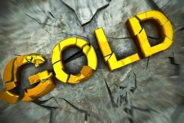 La quotazione dell'oro scende per la quinta settimana di fila